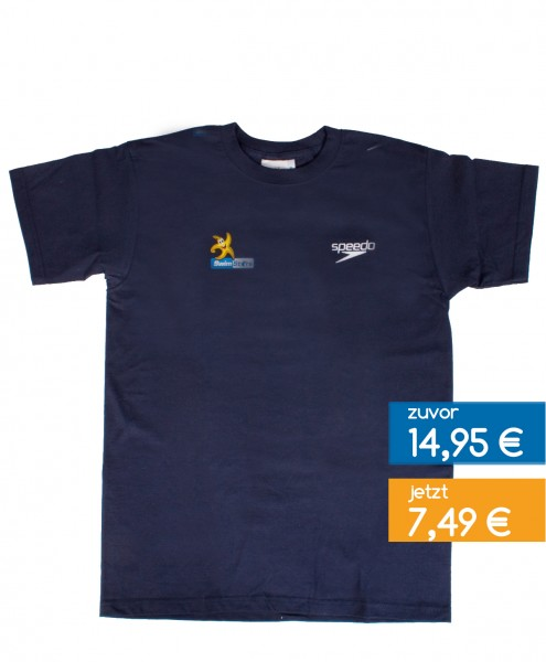 SwimStars-Shirt 'navy'